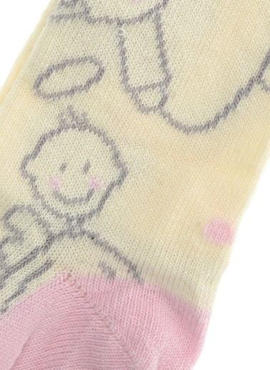 Soobe Külotlu Çorap Renkli